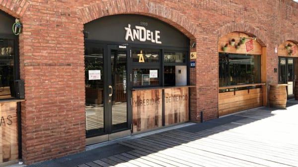 ÁNDELE SANTA FE - ÁNDELE Santa Fe, Barcelona