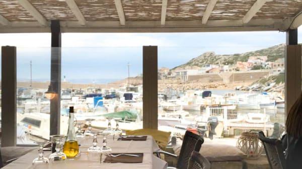 """terrasse - L'Auberge du Corsaire """"Chez Paul"""", Marseille"""
