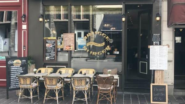Vue de la salle - Brugge Burger, Bruges