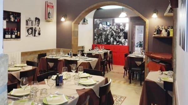 Sala - Osteria La Dolce Vita, Trapani