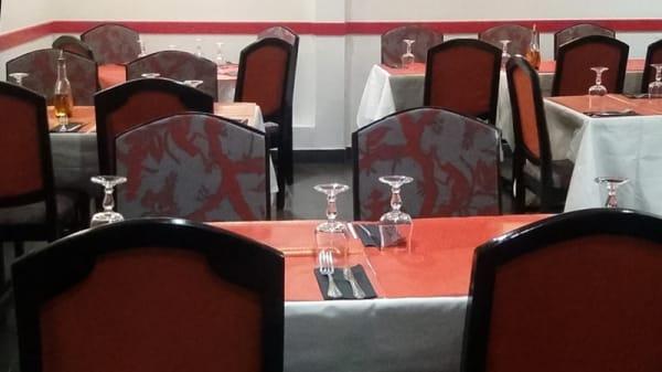 Salle du restaurant - Pappagallo, Pontoise