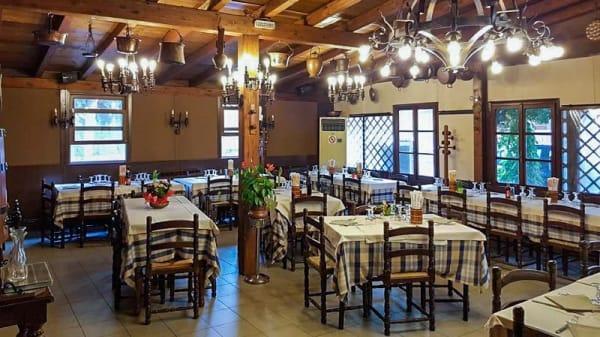 Vista sala - La Griglia da Italo, Vigevano
