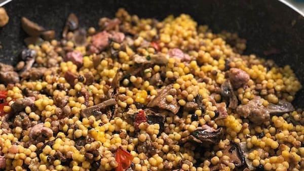 Suggerimento dello chef - Agriturismo Sa Pintadera, Pabaluas