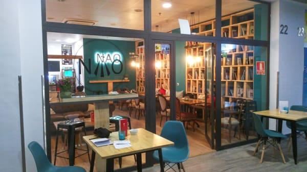Restaurante - Nao Bistro Bar, Rivas-Vaciamadrid