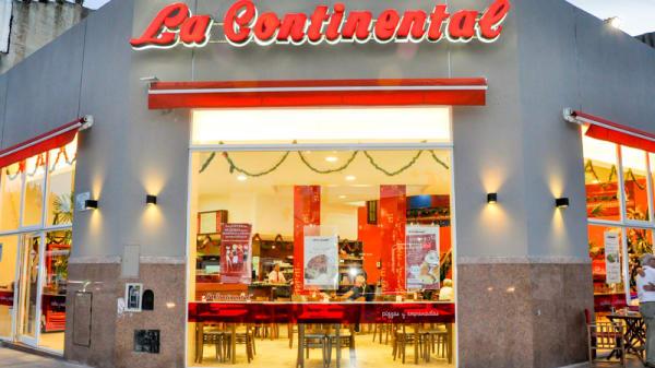 Entrada - La Continental (Flores), CABA