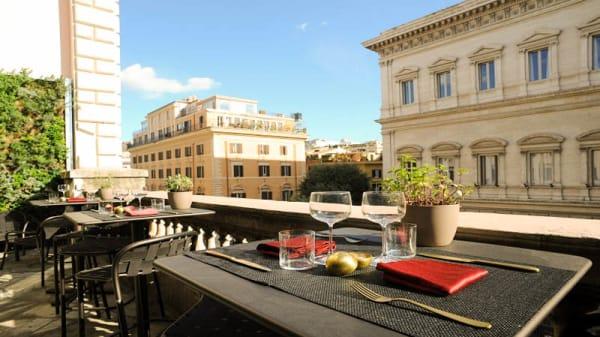 Vista Panoramica - Cucina Eliseo, Rome