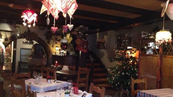 Restaurant - S'Barrer Stuebel, Barr