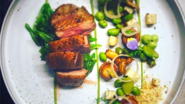suggestion du chef - Yelo, De Haan