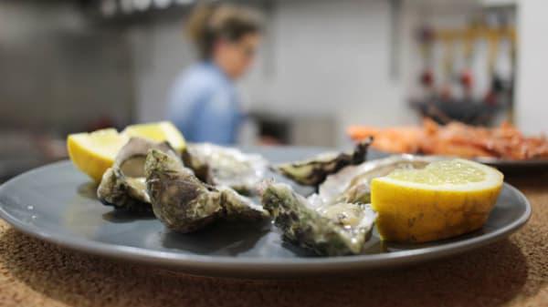 Sugestão do chef - Marisqueira Santiago, Quarteira