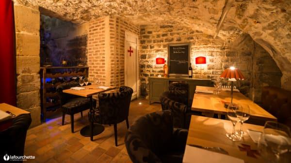 Vue de la salle - Un Jour à Peyrassol - Bar à Truffes, Paris