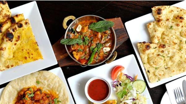 Indian Lounge Restaurant, Edinburgh