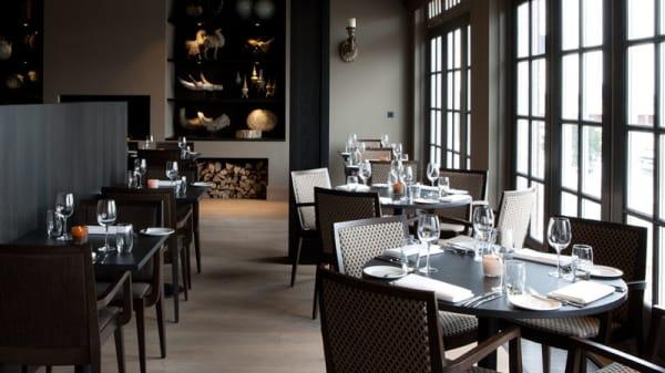 Het restaurant - J Restaurant (by Fletcher), Huizen
