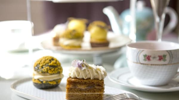 The Tea Lounge at St Ermin's, London