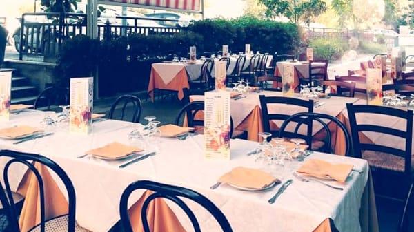 L'esterno - La Biga - ristorante pizzeria, Roma