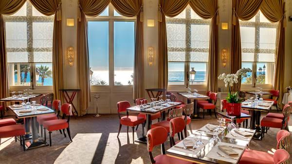 Salle - Le Salon Rose, Monaco