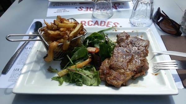 Suggestion de plat - Les Arcades, Blois