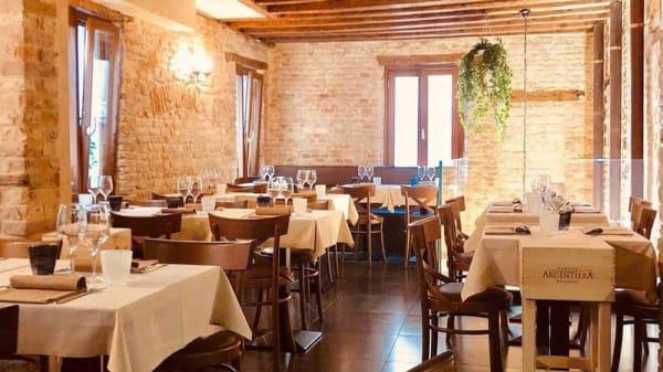 Sala - Osteria del Lovo, Venezia