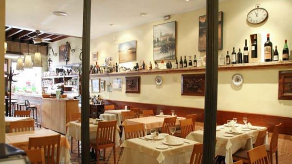Vista comedor - Horacio, Sevilla