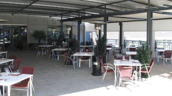 Terraza - Arrocería La Plaza – Vértice Sevilla, Sevilla