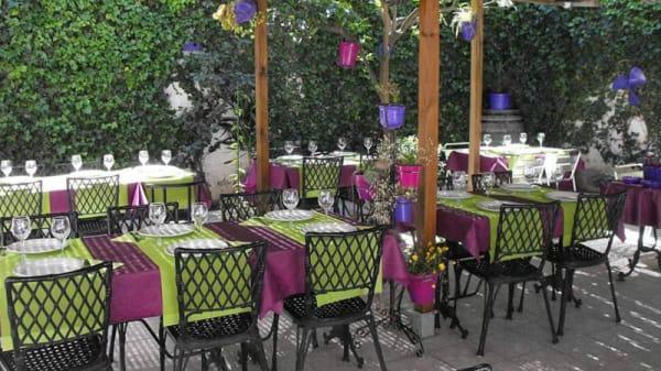 Terrasse - Cal Negre, Roses