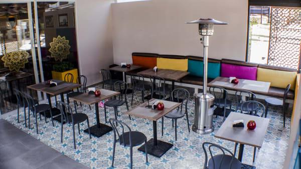 Bombay Lounge, Bogotá