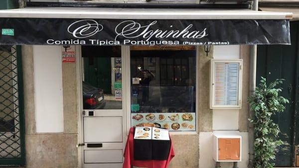 Sopinhas Restaurante, Lisboa
