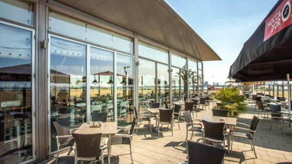het restaurant - Jutter Eten & Drinken, Hook of Holland