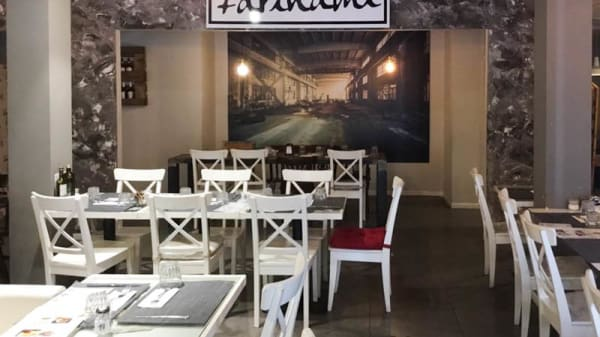 Vista sala - Farinami Bicocca, Milan
