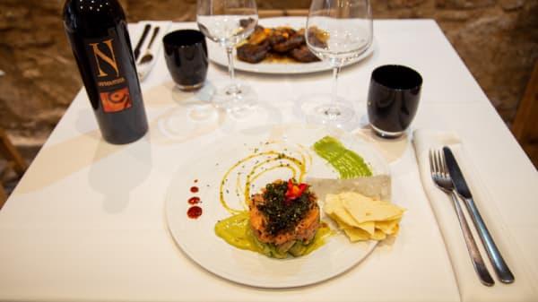 Sugerencia del chef - Vi Negre, Barcelona