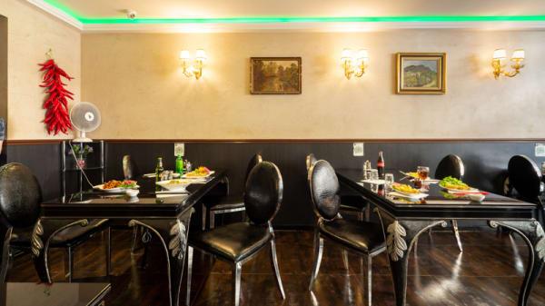 Salle du restaurant - Chez Qian, Paris