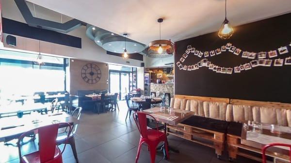 Salle - Manhattan Resto Burger, Ajaccio