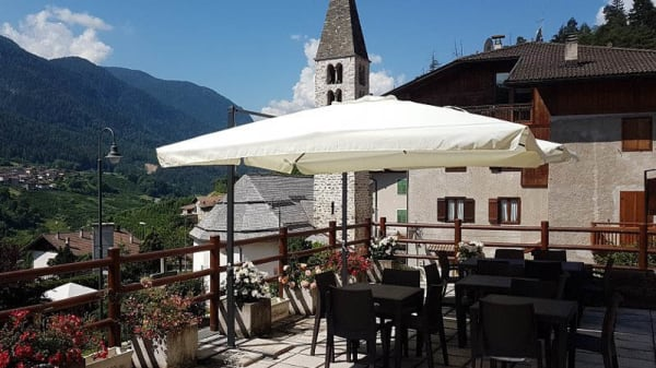 Terrazza - Taverna del Sole, Cassana