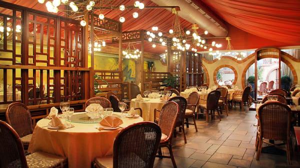 vista interior - Memorias de China, Barcelona