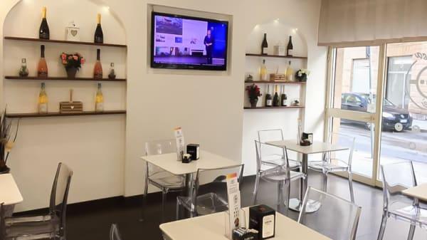 Vista sala - Pausa Caffè, Alghero