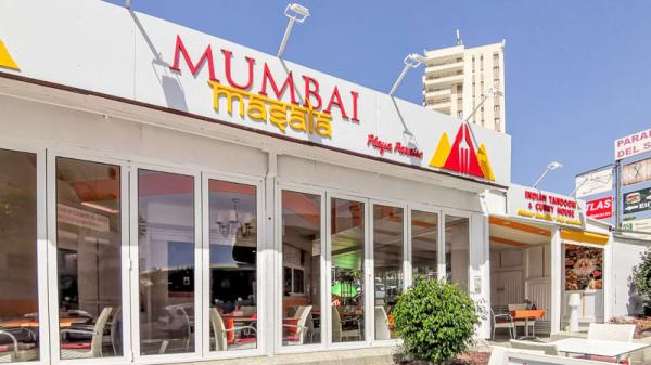 Fachada - Mumbai masala, Playa Paraíso