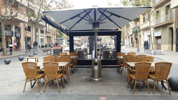 Restaurante La Llesca, Barcelona