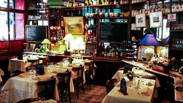 Vue de la salle - Je thé…me, Paris