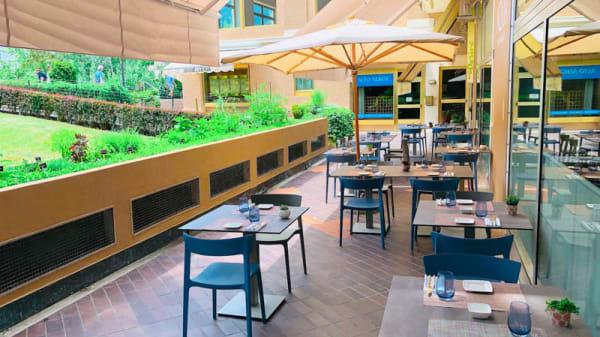 Terrazza - Aqua Restaurant, Merano
