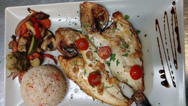 Sugerencia del chef - Da Vinci's la Zenia, Orihuela