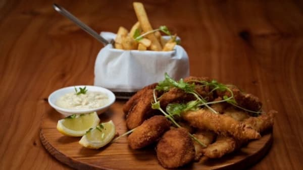 Course's suggestion - Fish Bar on the Beach, Blackmans Bay