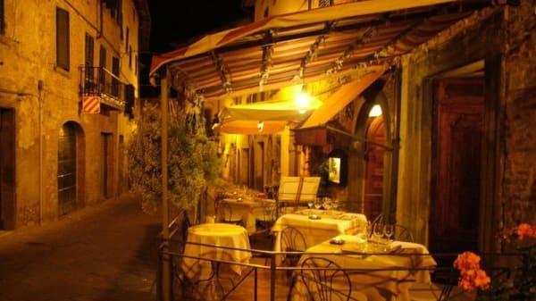 borghi toscani - Il Goccino, Lucignano