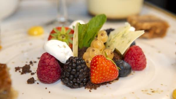 Dessert - El Meson, København