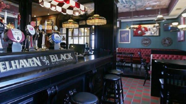 Interno - Tartan Scottish Pub, Volla