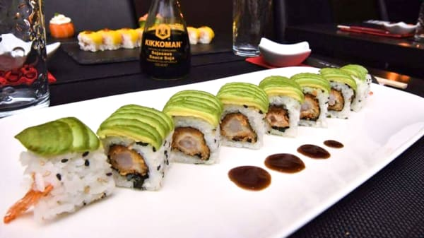Suggestion - Sushi Place, Rolle