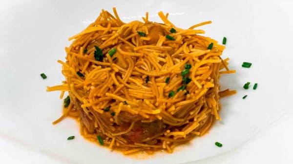 Sugerencia del chef - Café y Pan, Madrid