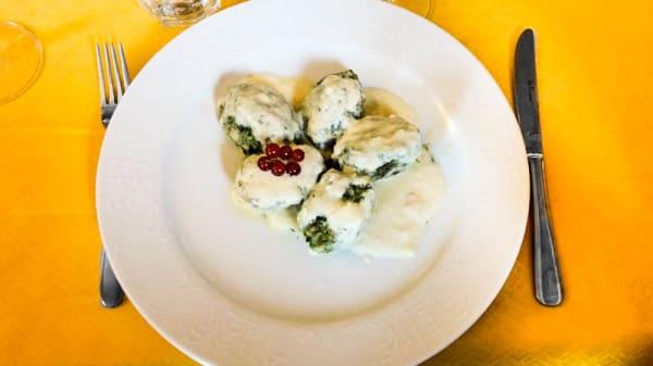 Suggerimento del chef - Malga Millegrobbe, Lavarone