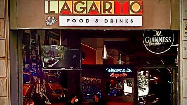 Lagarto Food & Drinks, Barcelona