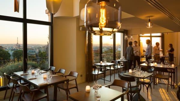 Vue de l'ensamble - Terrass' Restaurant, Paris