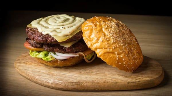 Sugerencia del chef - Burgertime, Barcelona