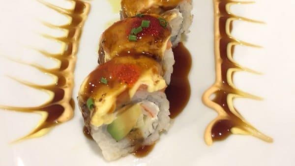 Sugerencia de plato - Miss You Sushi, Terrassa